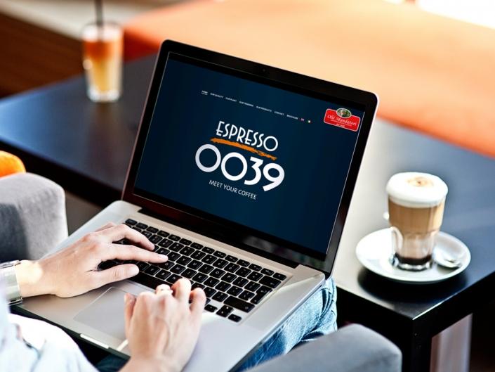 Wordpress-Webseite für Espresso 0039